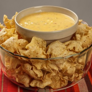 Crockpot Cheese and Sausage Dip