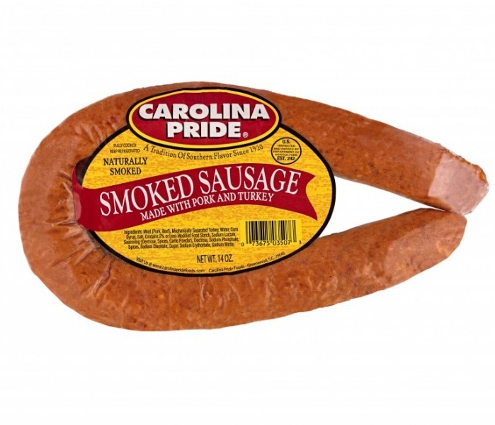 Rope Smoked Sausage – 3507