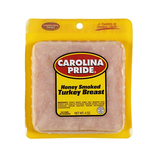 Honey Smoked Turkey Breast Peg – 4296