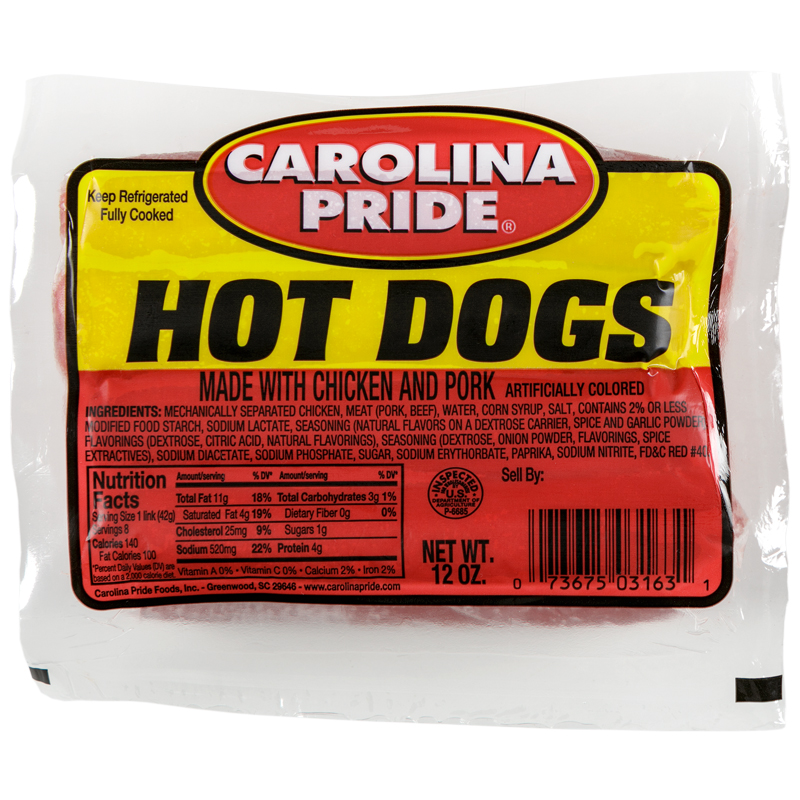 Hot Dogs – 3163