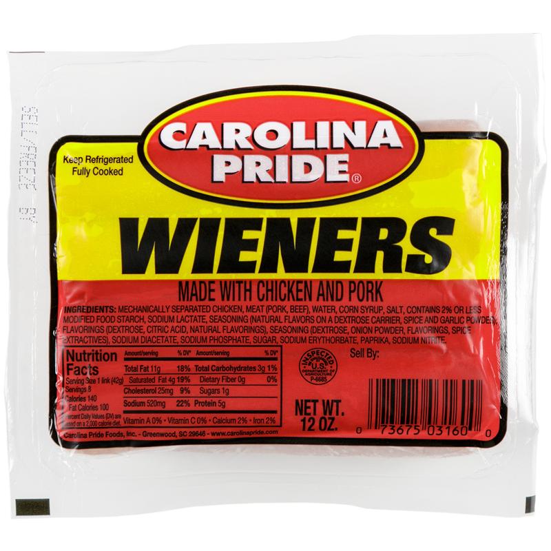 Meat Wieners – 3160