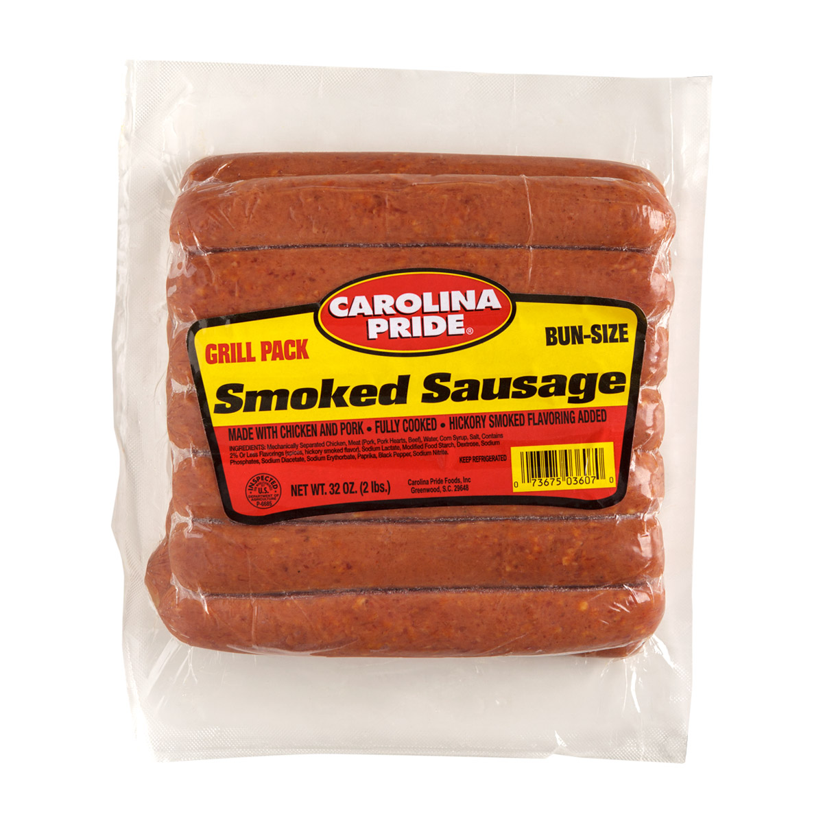 Smoked Sausage Grill Pack – 3607