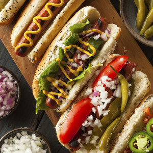 Get Creative With Hot Dogs