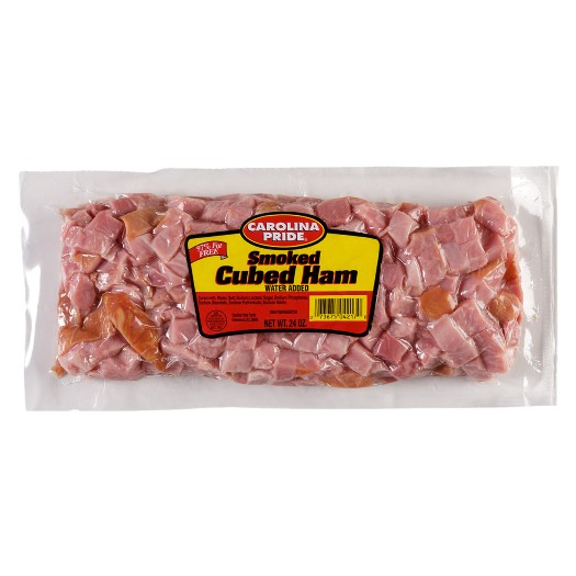Smoked Cubed Ham – Large Pack – 4217