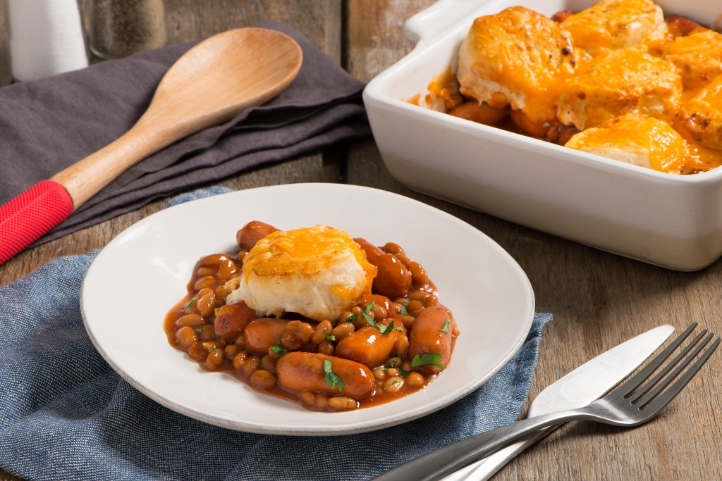 Carolina's BBQ Sauce and Baked Bean Casserole